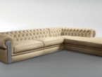 Albione Sectional, Luxury Living