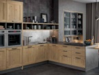 INDUSTRIAL TASTE FROM CONTEMPORARY STYLE, ITALIAN KITCHEN, KITCHEN OF DESIGN
