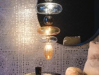 Baban, lamp, Cattelan