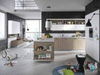 FUN, Modern kitchen, Snaidero
