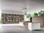 Modern kitchen, SNAIDERO, Italian furniture