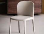 DAISY, chair soft leather, Cattelan