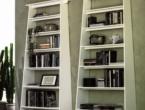 Estoril, Bookshop, interior decoration, Cattelan Italia