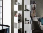Joker, Bookshop, interior decoration, Cattelan Italia