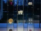 Mini Decor, Clear glass showcase, Cattelan