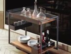 Mojito Wood, Trolley bar , Cattelan Italia