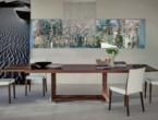 Monaco Drive, Design Giorgio Cattelan, Extendible table