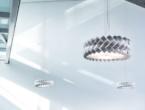 Lamp designed by Brian Rasmussen