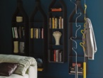 Steel bookcase, Cattelan Italia