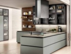 THE ELEGANCE AND REFINEMENT OF THE CONTEMPORARY KITCHEN, FURNISH THE KITCHEN, ITALIAN KITCHEN